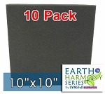 "Needle Felting Foam 10"" x 10"" Earth Harmony Series 10 Pack"