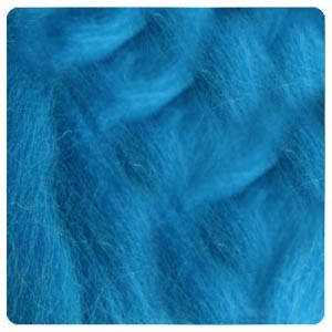 NZ Corriedale Wool  – Lagoon