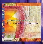 Creative Success Affirmation CD