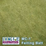 MC-1™    Merino Cross Batt – Bamboo