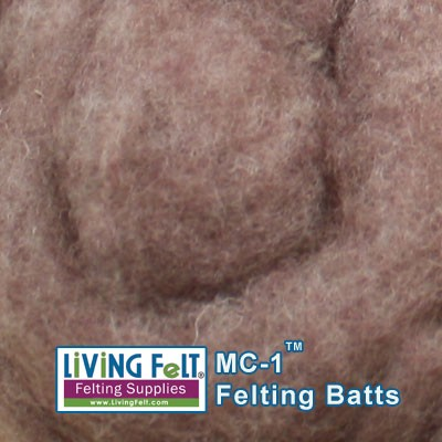 MC-1™    Merino Cross Batt – Cafe Au Lait