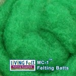 MC-1™    Merino Cross Batt – Fern