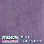 MC-1™    Merino Cross Batt – French Lavender