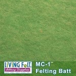 MC-1™    Merino Cross Batt – Lemongrass