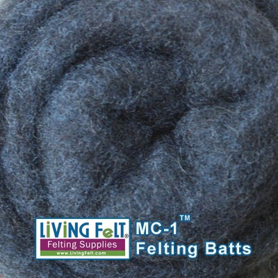 MC-1™ Merino Cross Batt – Midnight Blue