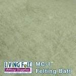 MC-1™    Merino Cross Batt – Mint