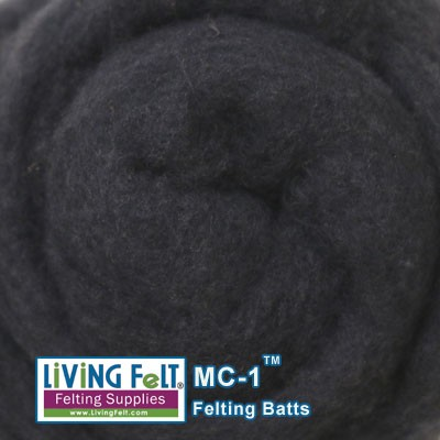 MC-1™ Merino Cross Batt - River Rock