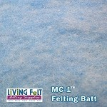 MC-1™    Merino Cross Batt – Robins Egg