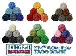 Studio Builder Pack 2 - Merino-Cross  PLUS+ Needle Felting Tools
