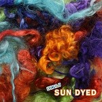Sun Dyed Premium Mohair Locks Assorted