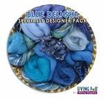 Blue Delight - Specialty Designer Goody Pack