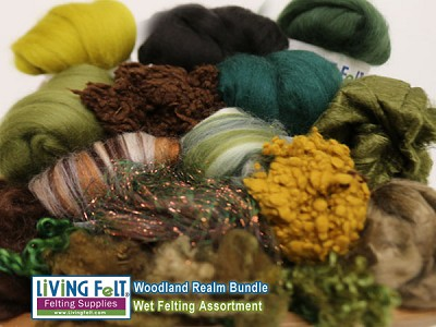 Woodland Realm Bundle - Specialty Designer Big Bundle