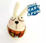 Needle Felting Woolbuddy Rabbit