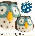 Woolbuddy Owl Kit