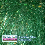 Angelina Fiber - Christmas Green