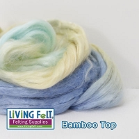 Bamboo Top - Beach Comber