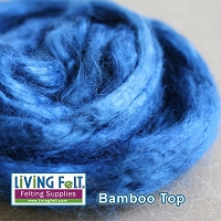 Bamboo Top - Deep Blue Sea