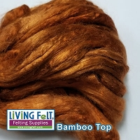 Bamboo Top - Pumpkin