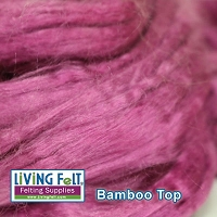 Bamboo Top - Raspberry