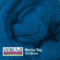 Merino Top – 19.5 Micron – Bay