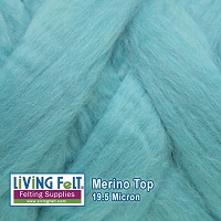 Merino Top – 19.5 Micron – Tide Pool