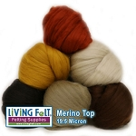 Merino Top Studio Pack: FEELING EARTHY