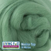 Merino Top – 16 Micron – English Countryside