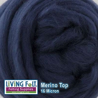 Merino Top – 16 Micron – Night
