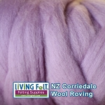 NZ Corriedale Wool – Sweetpea