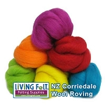 NZ Corriedale Studio Pack: Spanish Fiesta