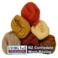 NZ Corriedale Studio Pack: Pilgrim's Harvest