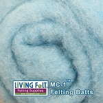 MC-1™ Merino Cross Batt – Carnival