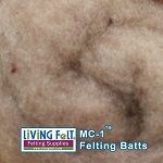 MC-1™ Merino Cross Batt – Driftwood