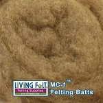 MC-1™ Merino Cross Batt – Pecan
