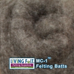 MC-1™ Merino Cross Batt – Willow