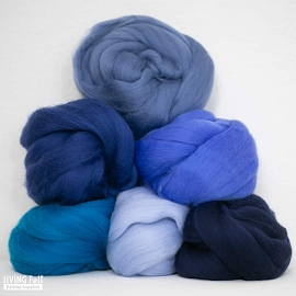 Merino Top Studio Pack: GOING WITH THE FLOW