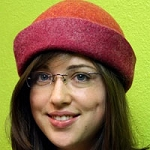 Needle Felting A Hat Tutorial - PDF