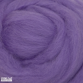 NZ Corriedale Wool – Lavender