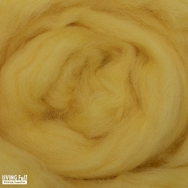 NZ Corriedale Wool – Lemon