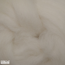 NZ Corriedale Wool – Natural White