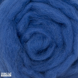 NZ Corriedale Wool – Periwinkle