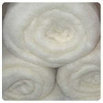 Felting Batt - Wet Felting Supplies 1LB