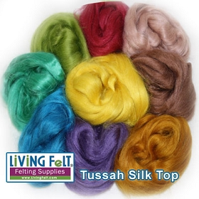 Tussah Silk - Goody Bag