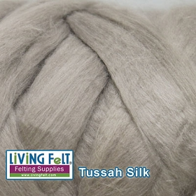 Tussah Silk Top - Mist