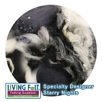 Nuno Felt Scarf Kit - Deluxe - Starry Night