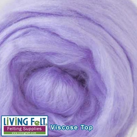 Viscose Top - Lavender