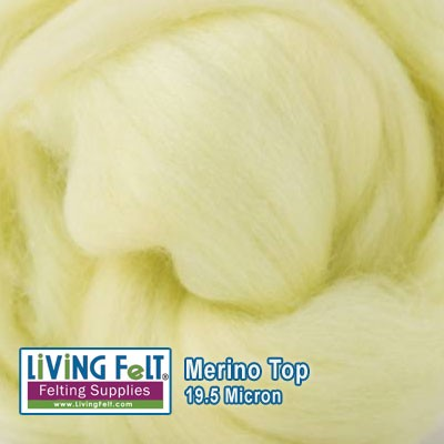 A very soft, subtle yellow. Perfect for accents and highlights with other yellow tones