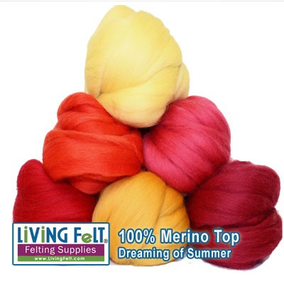 Merino Top Studio Pack: DREAMING OF SUMMER
