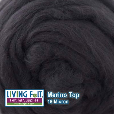 like a midnight sky, not quite as black as Ebony in 19micron Merino