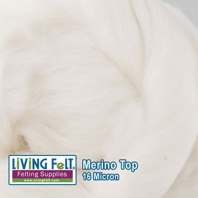 French Vanilla is NATURAL, UNDYED WHITE Merino Top